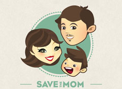 Save the Mom: The new Facebook for families?