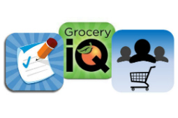 Save at the supermarket with 3 awesome apps!