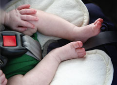 10 mistakes to avoid when using a kids' car seat