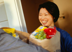 Are online grocery delivery services worth it?