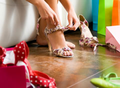 How to buy shoes that are comfy AND stylish