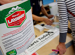 Be a layaway Santa and help others this holiday