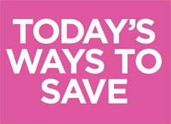 Get 25% off at Lord & Taylor, save 20% at Ulta cosmetics, bonus points at DSW, plus more!