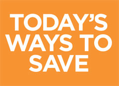 Safeway coupons, 35% off at Gap, best ice melts, 20% off JCPenney clearance, plus more!