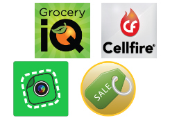 If you like coupons, then you'll love these apps!