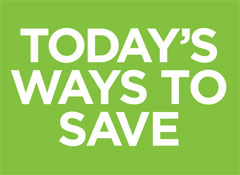Save 20% at H&M, double coupons at Kmart, best banking deals for new customers, & more!