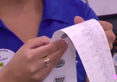 The hidden health risk lurking in store receipts