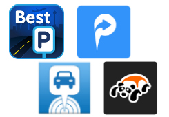 4 apps to find a parking spot when you need it