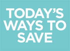 National Free Coffee Day, 20% off Babies 'R' Us, CVS prescription refund, ways to fight mold