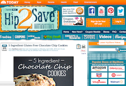 Find coupons, freebies, and more at Hip2save!