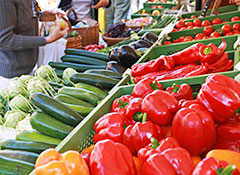 3 good reasons to shop at farmers' markets